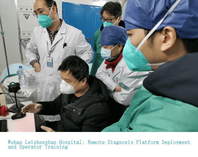 United Imaging Urgent Delivery Wuhan Hospital en_02